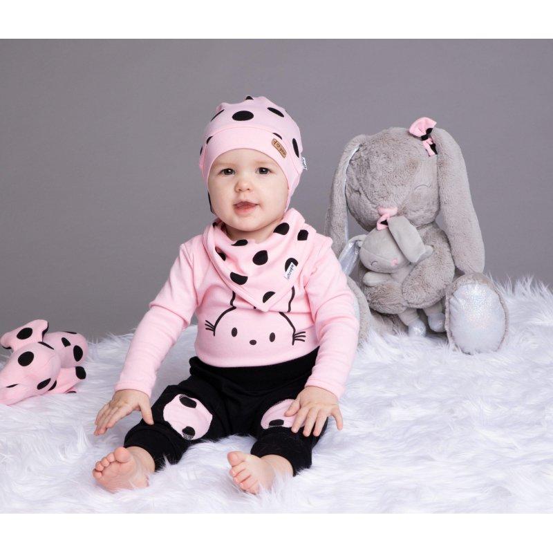 Apaszka Niemowlęca NICOL Bunny Girl