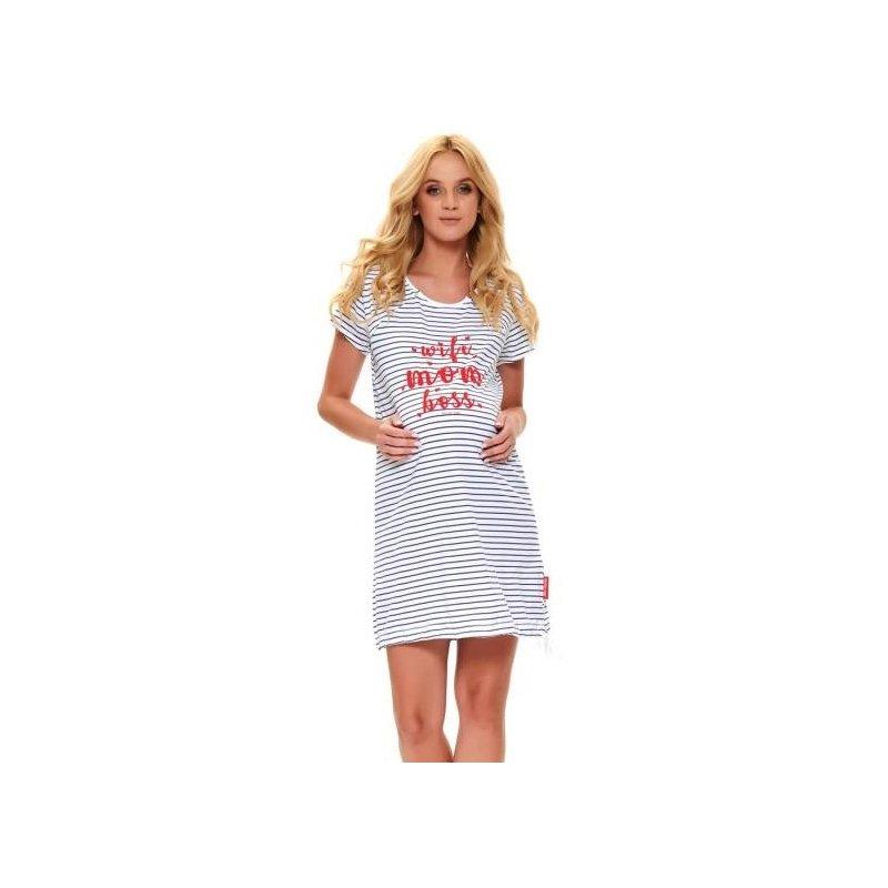 Koszula Nocna DOCTOR NAP 9702 WHITE