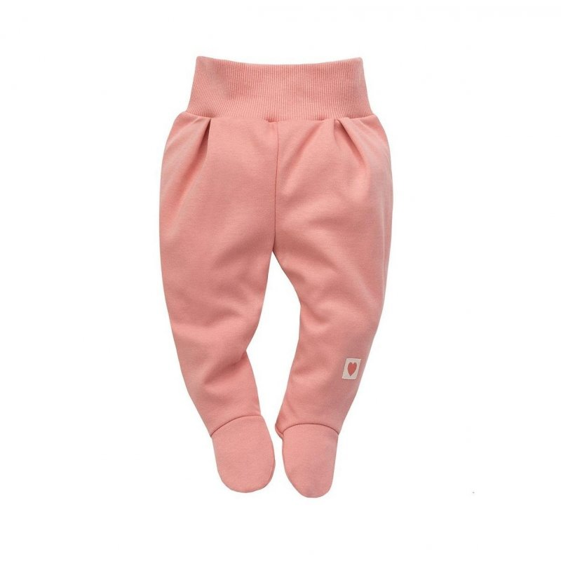 Półśpiochy niemowlęce Pinokio - Spring Light różowy