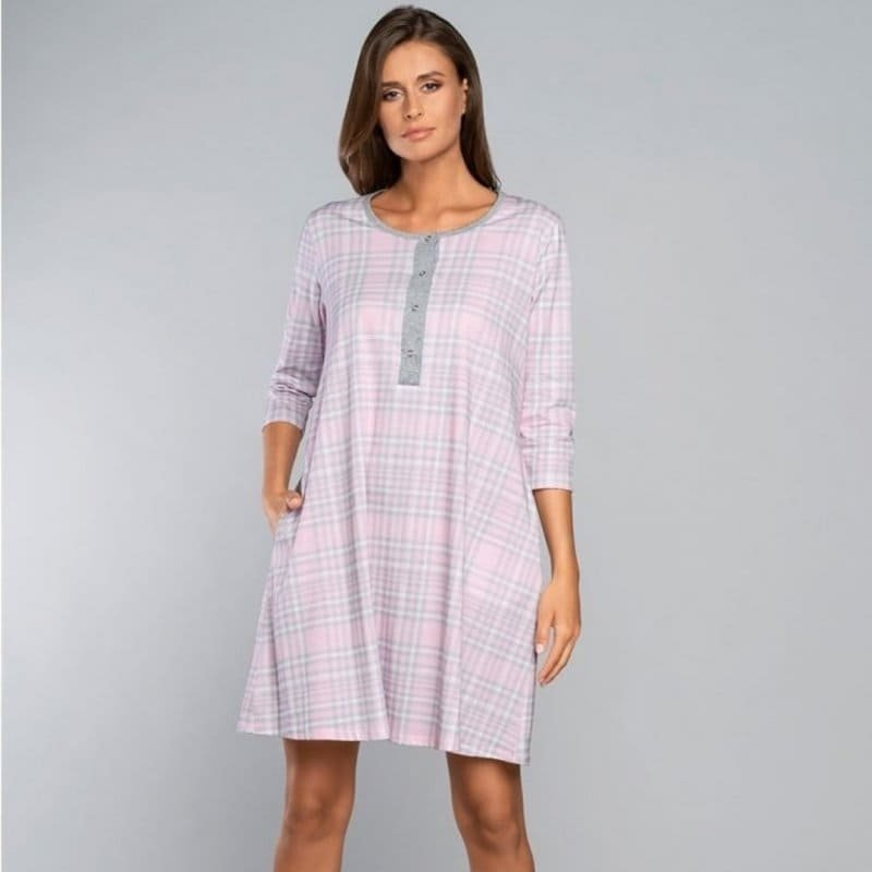 Koszula do Karmienia Italian Fashion -  DALAJA różowa