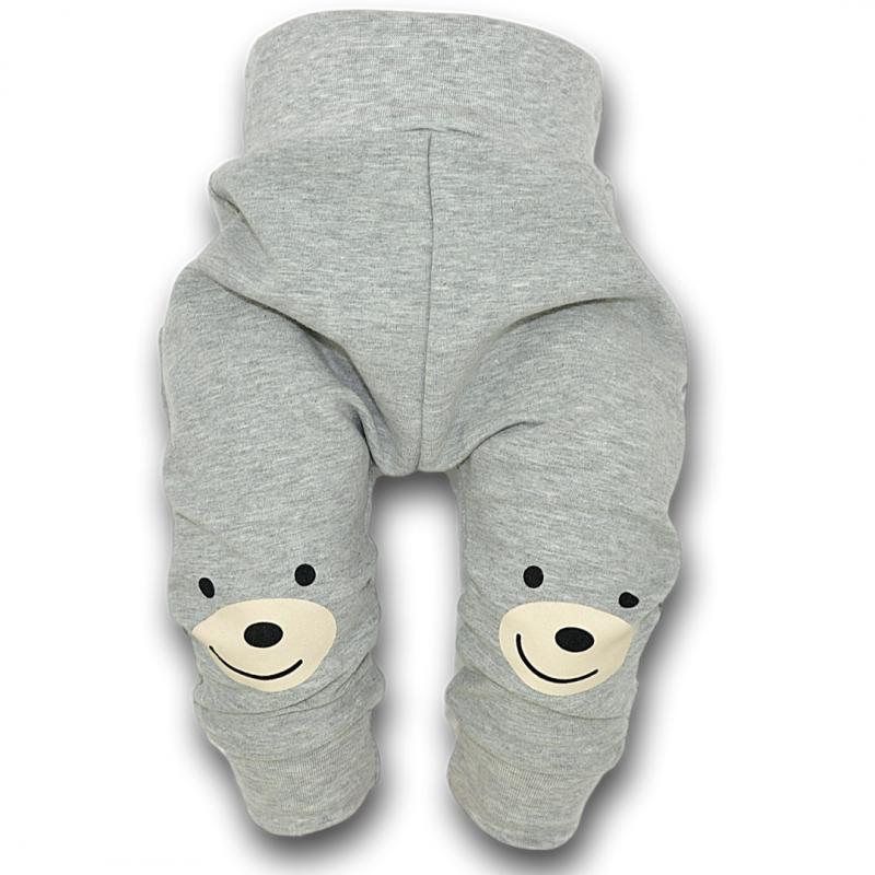 Dres niemowlęcy Bobaskowo Sweet Bear - Błękitny 68-92