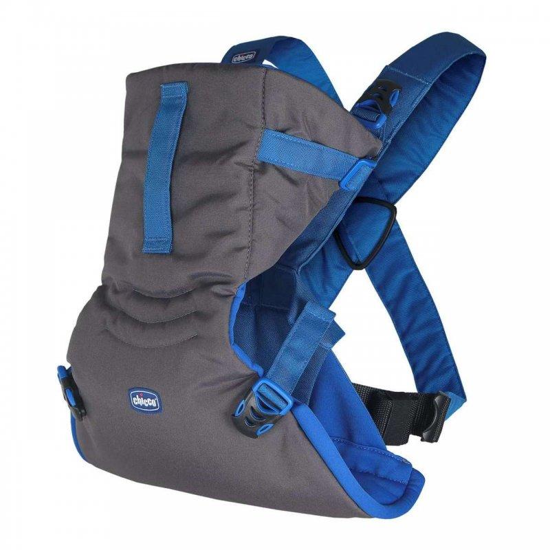 Nosidełko ergonomiczne Chicco EasyFit – Blue Passion 0m+
